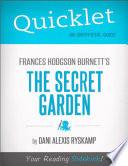 Quicklet on Frances Hodgson Burnett's The Secret Garden (CliffNotes-like Summary)