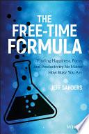 illustration du livre The Free-Time Formula