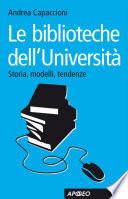 Le biblioteche dell Universit