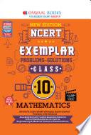 Oswaal Ncert Exemplar Problems Solutions Class 10 Mathematics For March 2020 Exam