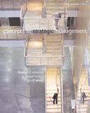 Concepts in Strategic Management