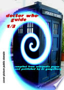 Doctor Who Guide 1 3
