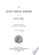 The Living Female Writers of the South Book PDF