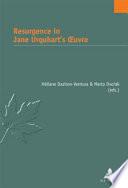 Resurgence in Jane Urquhart s Oeuvre