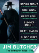 The Dresden Files Collection 1 6 book