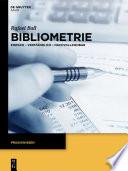 Bibliometrie