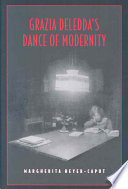 Grazia Deledda s Dance of Modernity