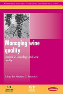 Managing Wine Quality book