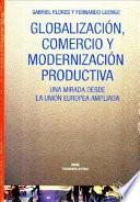 Globalizaci  n  comercio y modernizaci  n productiva