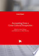 Accounting From A Cross Cultural Perspective
