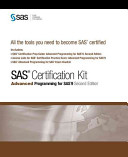 SAS Certification Kit