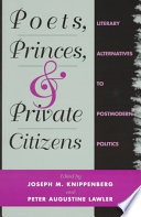 Poets  Princes  and Private Citizens