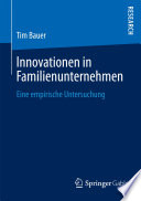 Innovationen in Familienunternehmen