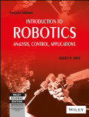 Introduction To Robotics  Analysis Control Applications  2nd Edition