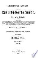 Illustrirtes Lexikon der gesammten Wirthschaftskunde