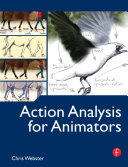 Book Action Analysis for Animators