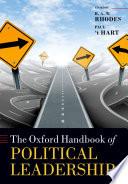 The Oxford Handbook of Political Leadership