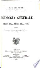 Fisiolog  a generale
