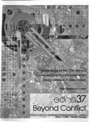 EDRA  Proceedings of the Annual Environmental Design Research Association Conference