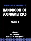 Handbook Of Econometrics book