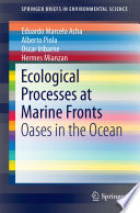 Ecological Processes at Marine Fronts