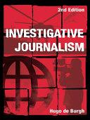 download ebook investigative journalism pdf epub