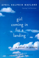 Girl Coming in for a Landing