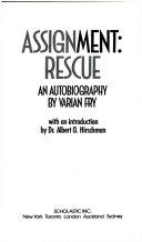 Assignment  rescue