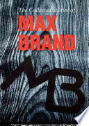 The Collected Stories Of Max Brand