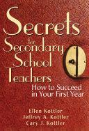 download ebook secrets for secondary school teachers pdf epub