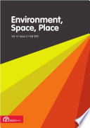 Environment  Space  Place  Volume 4  Issue 2  Fall 2012
