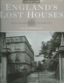 England s Lost Houses Book PDF