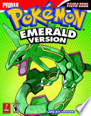 Prima Pokémon Emerald Version