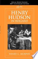Henry Hudson in Holland
