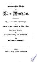 Süddeutsche Rufe aus Norddeutschland