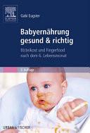 Babyern  hrung gesund   richtig