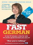 Fast German with Elisabeth Smith (Coursebook)