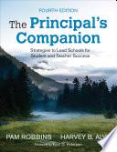 The Principal s Companion