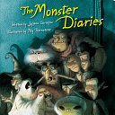 The Monster Diaries book