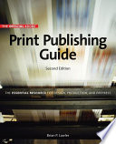 Official Adobe Print Publishing Guide  Second Edition