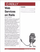 Web Services on Rails