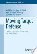 Moving Target Defense Was Developed By A Group Of