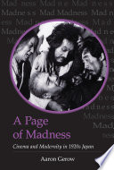Ebook A Page of Madness Epub Aaron Gerow Apps Read Mobile