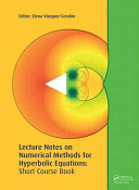 Lecture Notes on Numerical Methods for Hyperbolic Equations