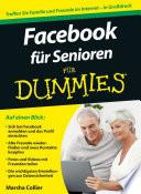 Facebook f  r Senioren f  r Dummies