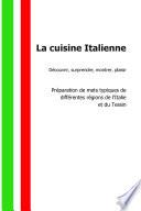 illustration La cuisine Italienne
