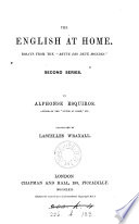 The English At Home Tr From L Angleterre Et La Vie Anglaise And Ed By L Wraxall