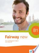 Fairway B1 New  Kurs  und   bungsbuch   2 Audio CDs   Online H  rmaterial