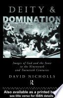download ebook deity and domination pdf epub