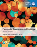 Managerial Economics and Strategy  Global Edition